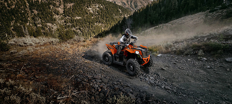 2021 Polaris Scrambler 850 in Monroe, Michigan - Photo 4