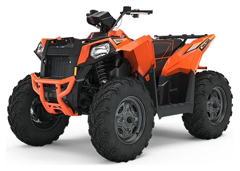 2021 Polaris Scrambler 850 in Mahwah, New Jersey - Photo 1