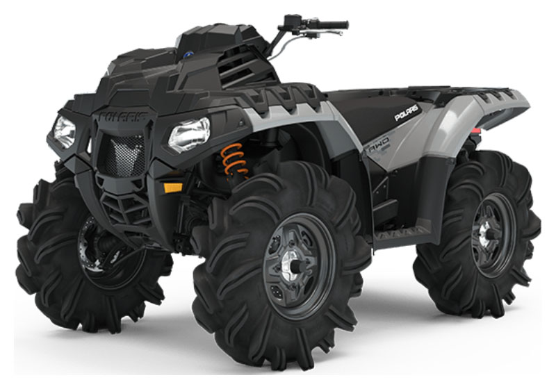 2021 Polaris Sportsman 850 High Lifter Edition in Milford, New Hampshire - Photo 1