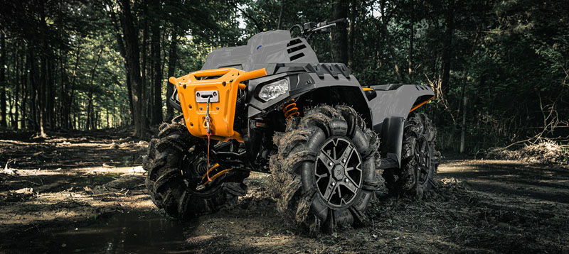 2021 Polaris Sportsman 850 High Lifter Edition in Brilliant, Ohio - Photo 4
