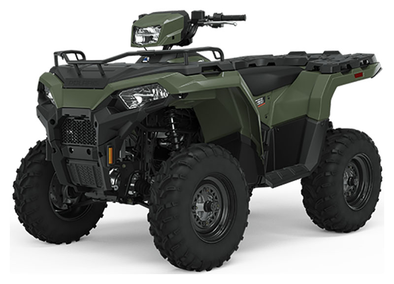 2021 Polaris Sportsman 450 H.O. in Rothschild, Wisconsin - Photo 1