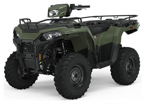 2021 Polaris Sportsman 450 H.O. EPS in Milford, New Hampshire