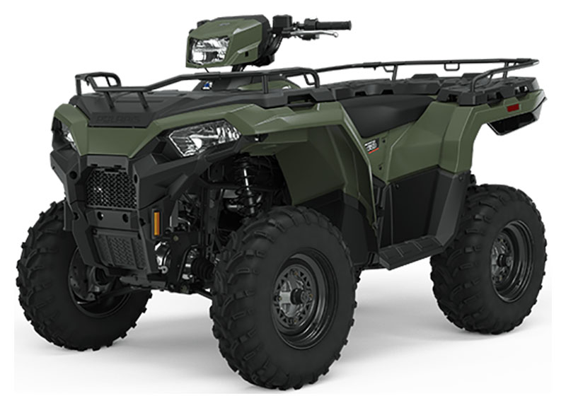 2021 Polaris Sportsman 450 H.O. EPS in Elk Grove, California - Photo 9