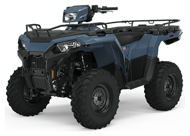2021 Polaris Sportsman 450 H.O. EPS in Kansas City, Kansas - Photo 1