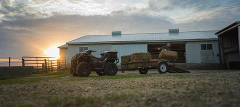 2021 Polaris Sportsman 450 H.O. EPS in West Burlington, Iowa - Photo 2