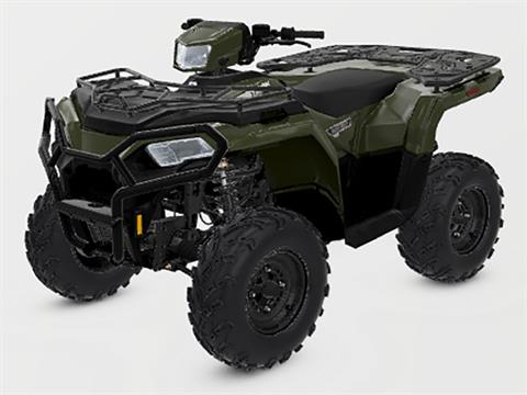 2021 Polaris Sportsman 450 H.O. Utility Package in Mountain View, Wyoming