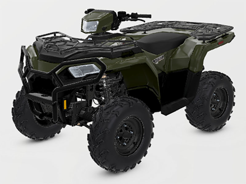 2021 Polaris Sportsman 450 H.O. Utility Package in Elk Grove, California - Photo 8