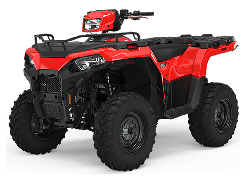 2021 Polaris Sportsman 570 in Kansas City, Kansas - Photo 1