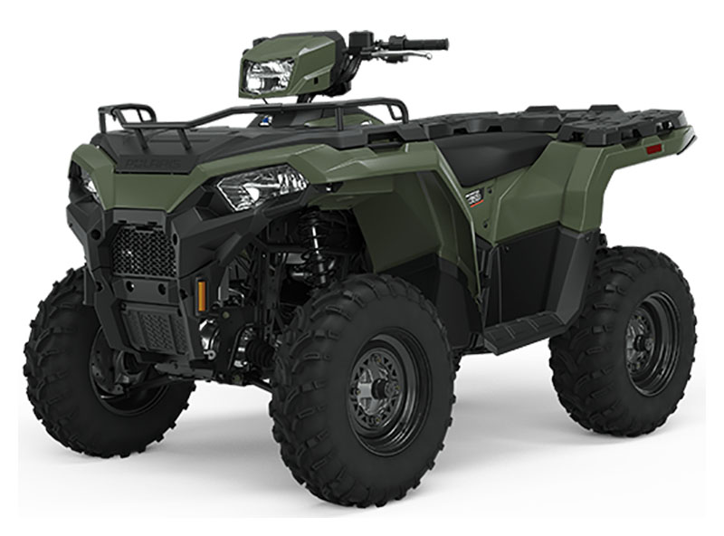 2021 Polaris Sportsman 570 in Mount Pleasant, Michigan - Photo 1