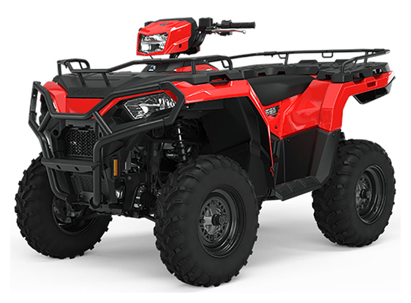 2021 Polaris Sportsman 570 EPS in Fairview, Utah - Photo 1
