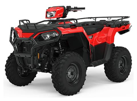 2021 Polaris Sportsman 570 EPS in Mount Pleasant, Michigan - Photo 1