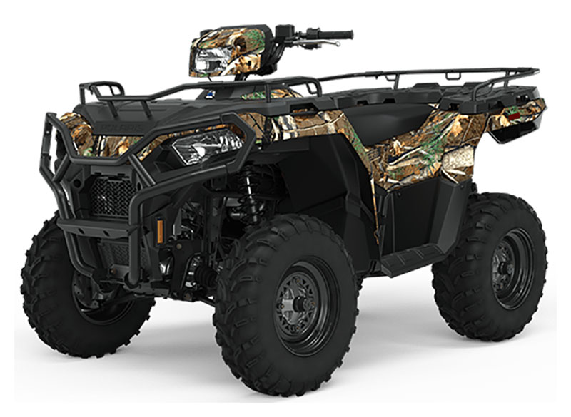 2021 Polaris Sportsman 570 EPS in Rock Springs, Wyoming - Photo 1