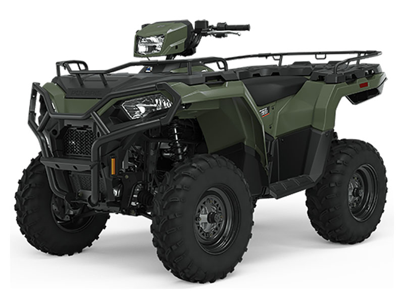 2021 Polaris Sportsman 570 EPS in Cambridge, Ohio - Photo 1