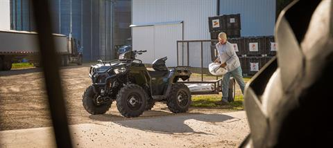 2021 Polaris Sportsman 570 EPS Utility Package in Union Grove, Wisconsin - Photo 2