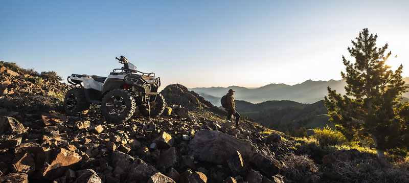 2021 Polaris Sportsman 570 Hunt Edition in New Haven, Connecticut - Photo 4