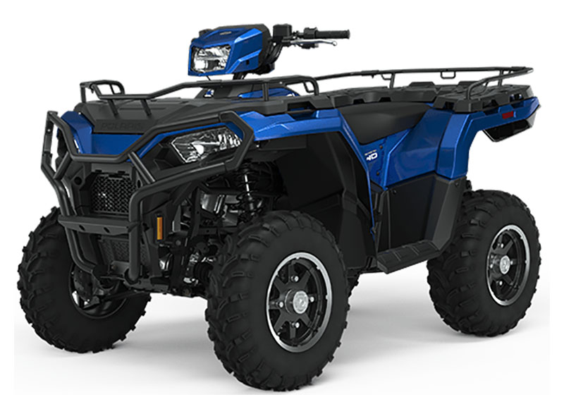 2021 Polaris Sportsman 570 Premium in Caroline, Wisconsin - Photo 1