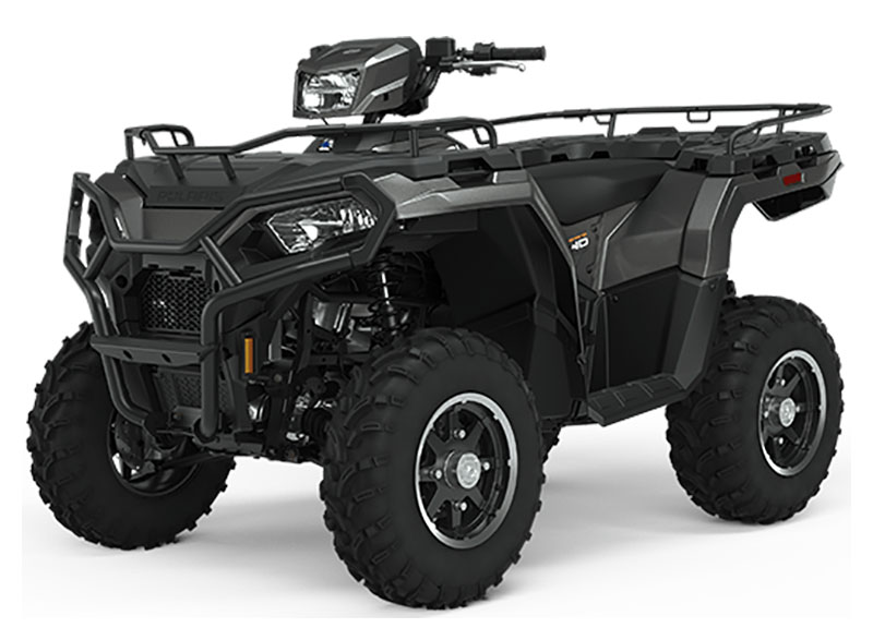 2021 Polaris Sportsman 570 Premium in Rothschild, Wisconsin - Photo 1