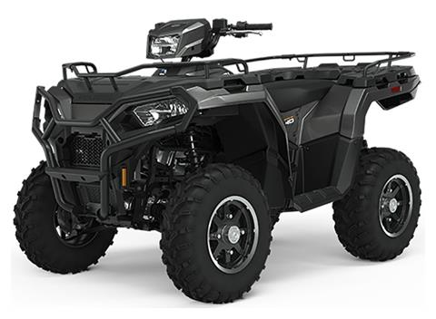 2021 Polaris Sportsman 570 Premium in Monroe, Michigan