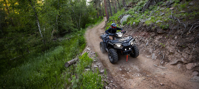 2021 Polaris Sportsman 570 Trail in Mount Pleasant, Michigan - Photo 3