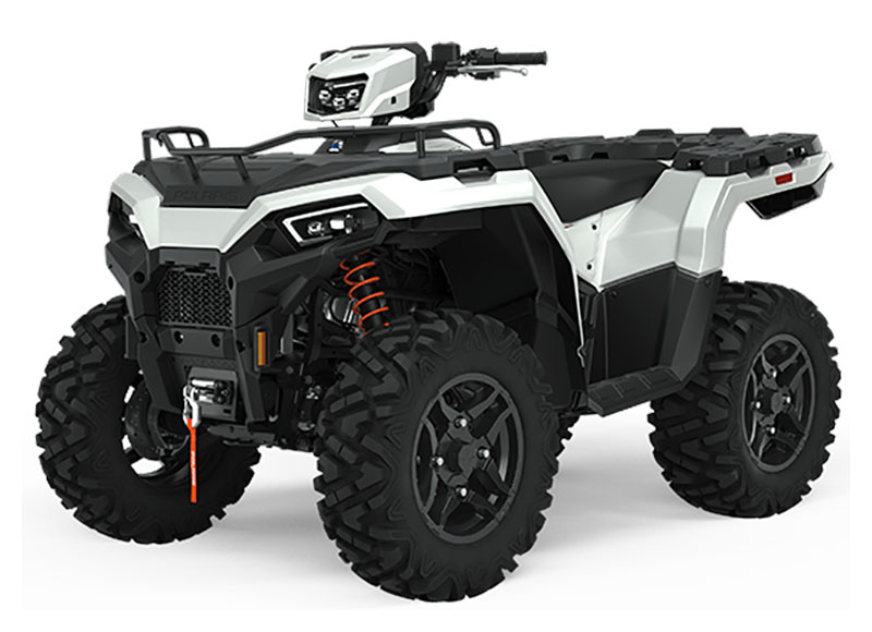 2021 Polaris Sportsman 570 Ultimate Trail Limited Edition in Woodruff, Wisconsin - Photo 1