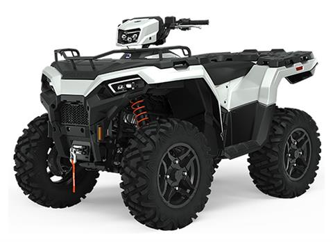 2021 Polaris Sportsman 570 Ultimate Trail Limited Edition in Monroe, Michigan
