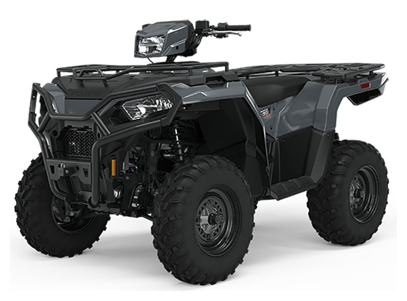 2021 Polaris Sportsman 570 Utility HD Limited Edition in Devils Lake, North Dakota - Photo 1