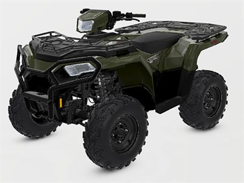 2021 Polaris Sportsman 570 Utility Package in Milford, New Hampshire