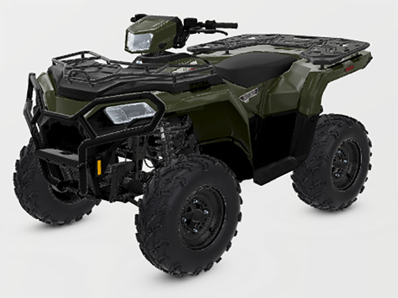 2021 Polaris Sportsman 570 Utility Package in Kansas City, Kansas - Photo 1