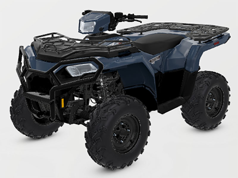 2021 Polaris Sportsman 570 Utility Package in Cambridge, Ohio - Photo 1