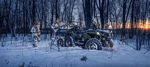 2021 Polaris Sportsman 6x6 570 in Caroline, Wisconsin - Photo 2