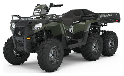 2021 Polaris Sportsman 6x6 570 in Milford, New Hampshire