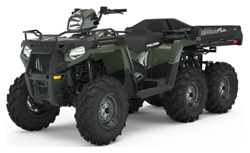 2021 Polaris Sportsman 6x6 570 in Afton, Oklahoma