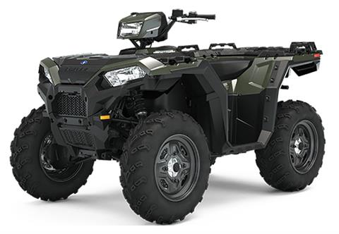 2021 Polaris Sportsman 850 in Mountain View, Wyoming