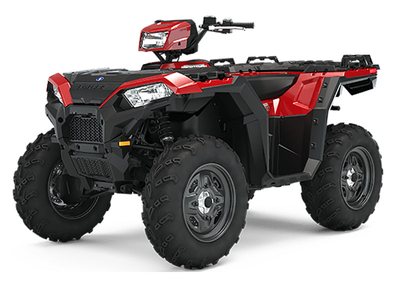 2021 Polaris Sportsman 850 in Omaha, Nebraska - Photo 1