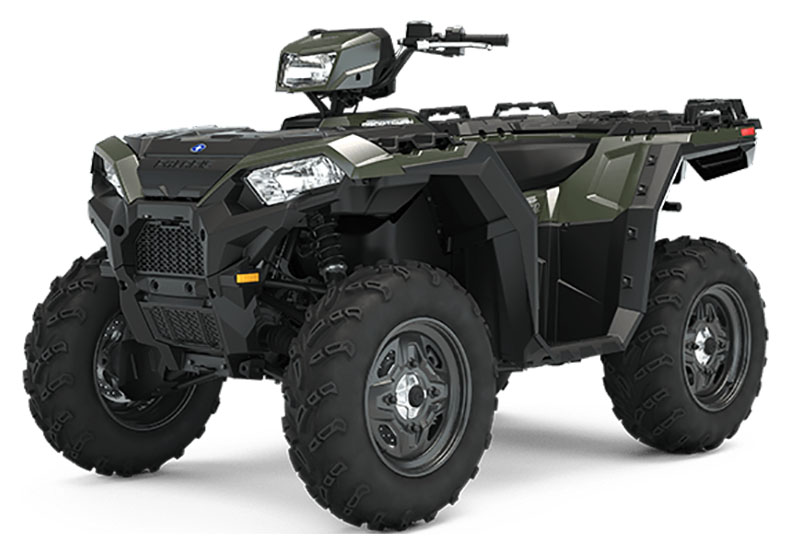 2021 Polaris Sportsman 850 in Beaver Falls, Pennsylvania - Photo 1