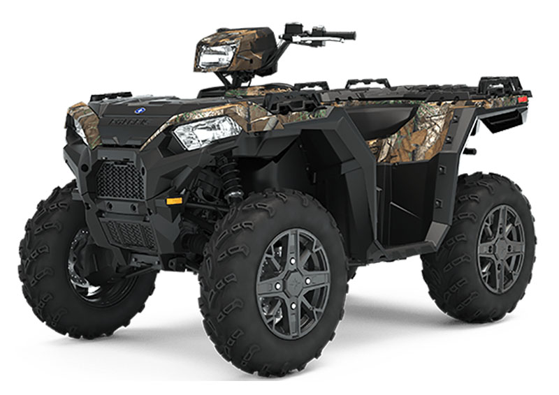 2021 Polaris Sportsman 850 Premium in Mountain View, Wyoming - Photo 1