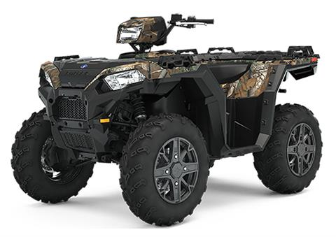 2021 Polaris Sportsman 850 Premium in Monroe, Michigan