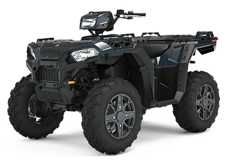 2021 Polaris Sportsman 850 Premium in Middletown, New Jersey - Photo 1