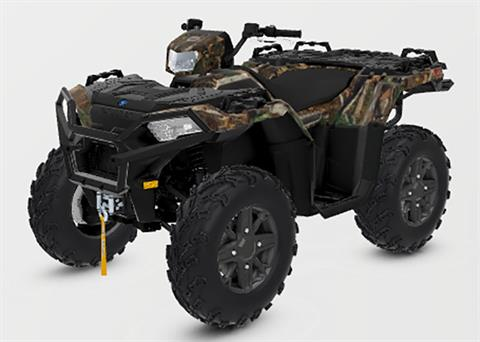 2021 Polaris Sportsman 850 Premium Trail Package in Mahwah, New Jersey