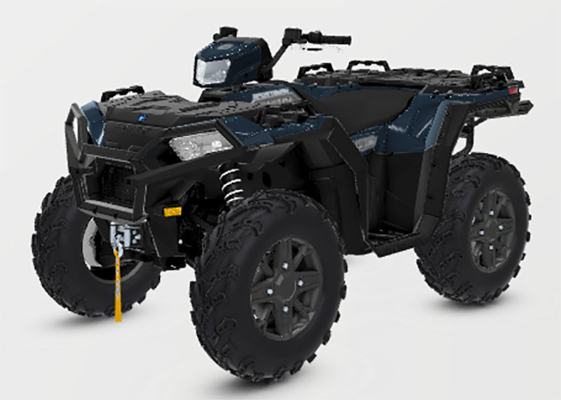 2021 Polaris Sportsman 850 Premium Trail Package in Danbury, Connecticut - Photo 1