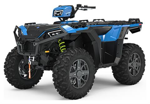 2021 Polaris Sportsman 850 Ultimate Trail Edition in Hancock, Wisconsin