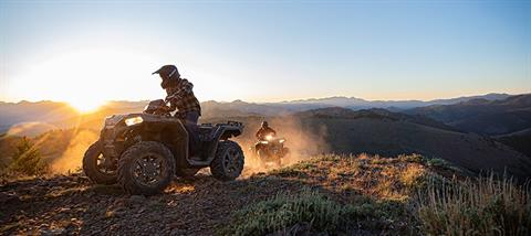 2021 Polaris Sportsman 850 Ultimate Trail Edition in Salinas, California - Photo 2