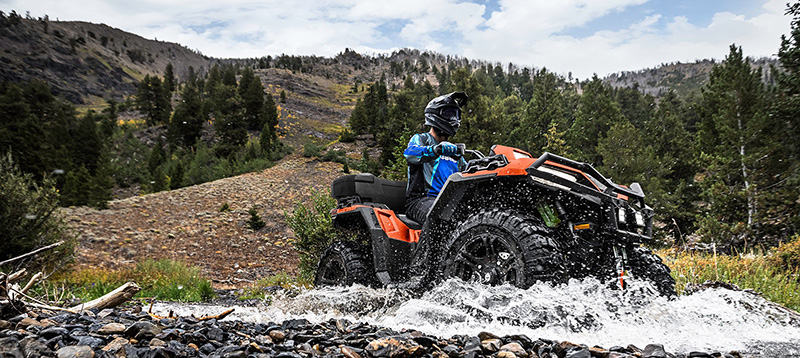 2021 Polaris Sportsman 850 Ultimate Trail Edition in Columbia, South Carolina - Photo 3