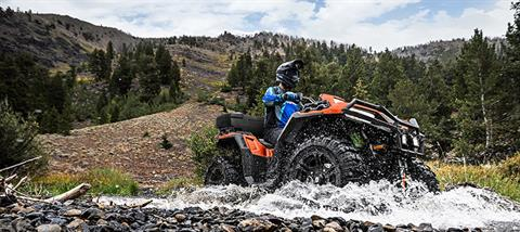 2021 Polaris Sportsman 850 Ultimate Trail Edition in Merced, California - Photo 3
