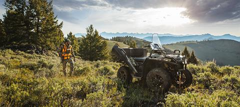 2021 Polaris Sportsman 850 Ultimate Trail Edition in Danbury, Connecticut - Photo 5