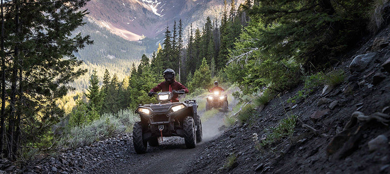 2021 Polaris Sportsman 850 Ultimate Trail Edition in Houston, Ohio - Photo 6