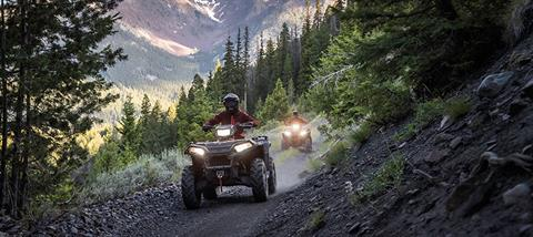 2021 Polaris Sportsman 850 Ultimate Trail Edition in Danbury, Connecticut - Photo 6