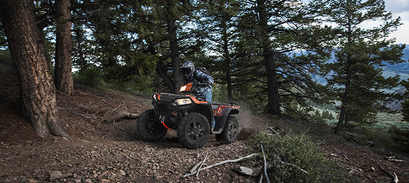 2021 Polaris Sportsman 850 Ultimate Trail Edition in Salinas, California - Photo 7
