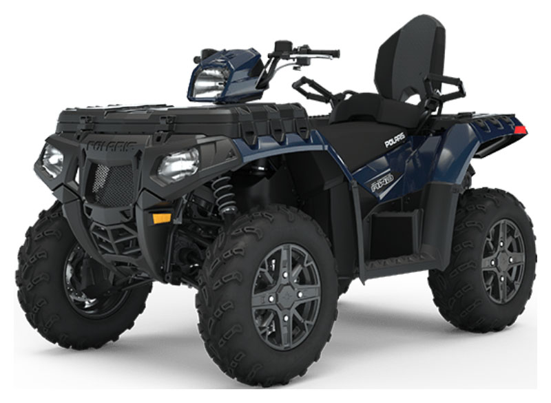 2021 Polaris Sportsman Touring 850 in Cedar Rapids, Iowa - Photo 1