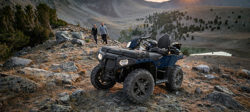 2021 Polaris Sportsman Touring 850 in Cochranville, Pennsylvania - Photo 2